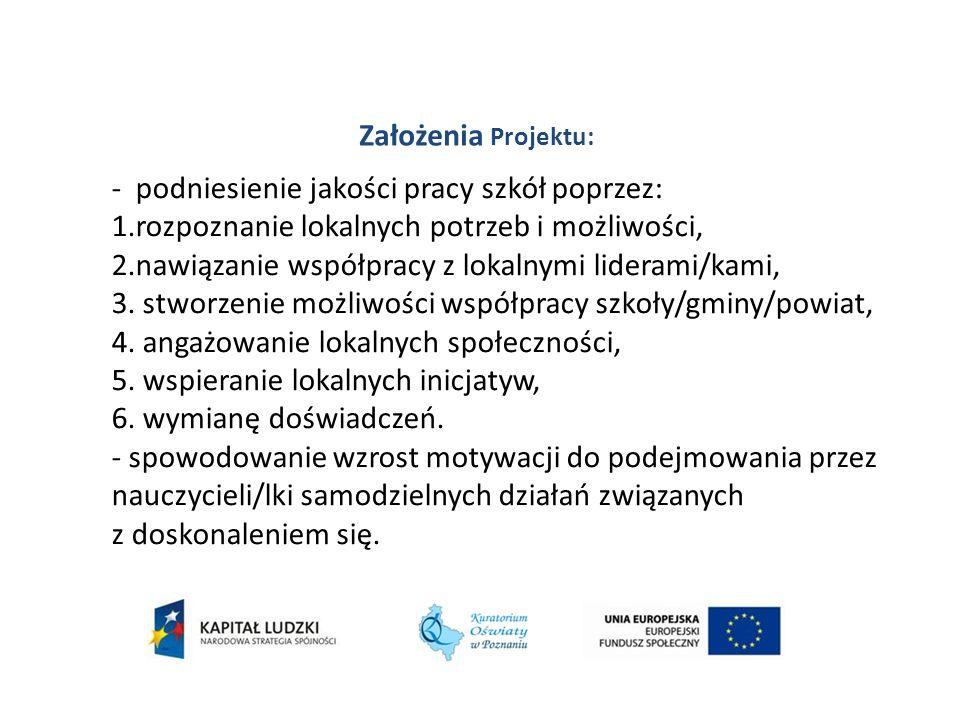 Co się działo : W marcu uruchomiono stronę internetową projekt.ko.poznan.pl - zawiera ona bieżące informacje związane z realizacją Projektu.