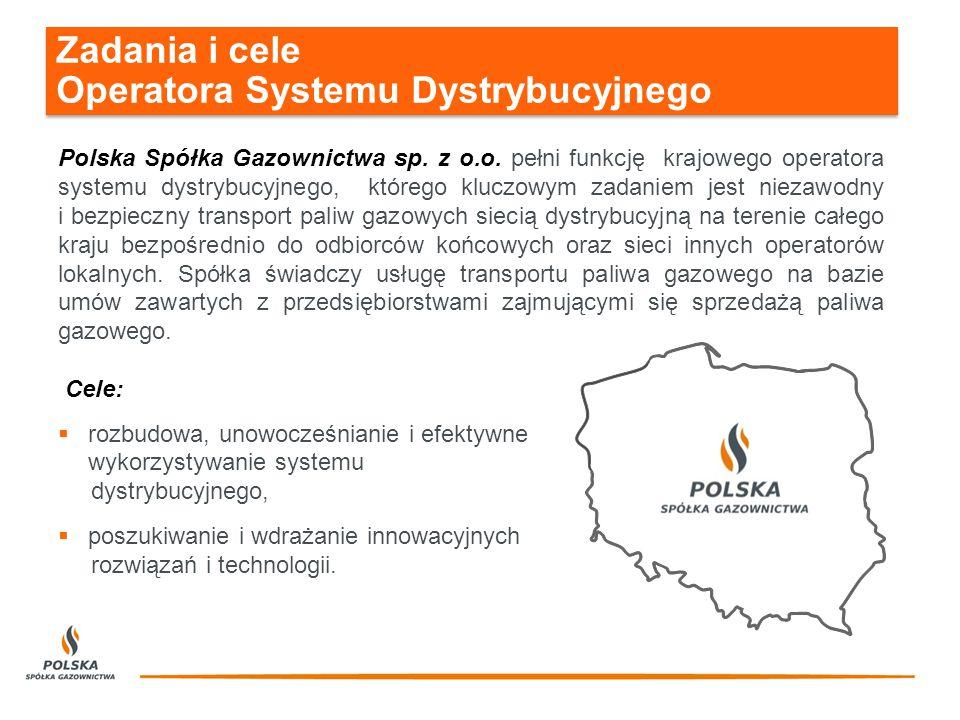 Polska Spółka Gazownictwa sp.z o.o.