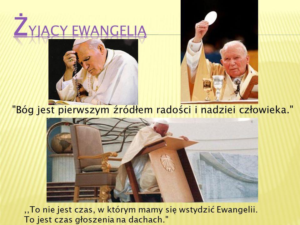 ,,To nie jest czas, w którym mamy się wstydzić Ewangelii. To jest czas głoszenia na dachach.