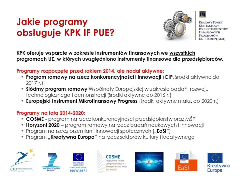 Jak działają instrumenty finansowe programów UE.