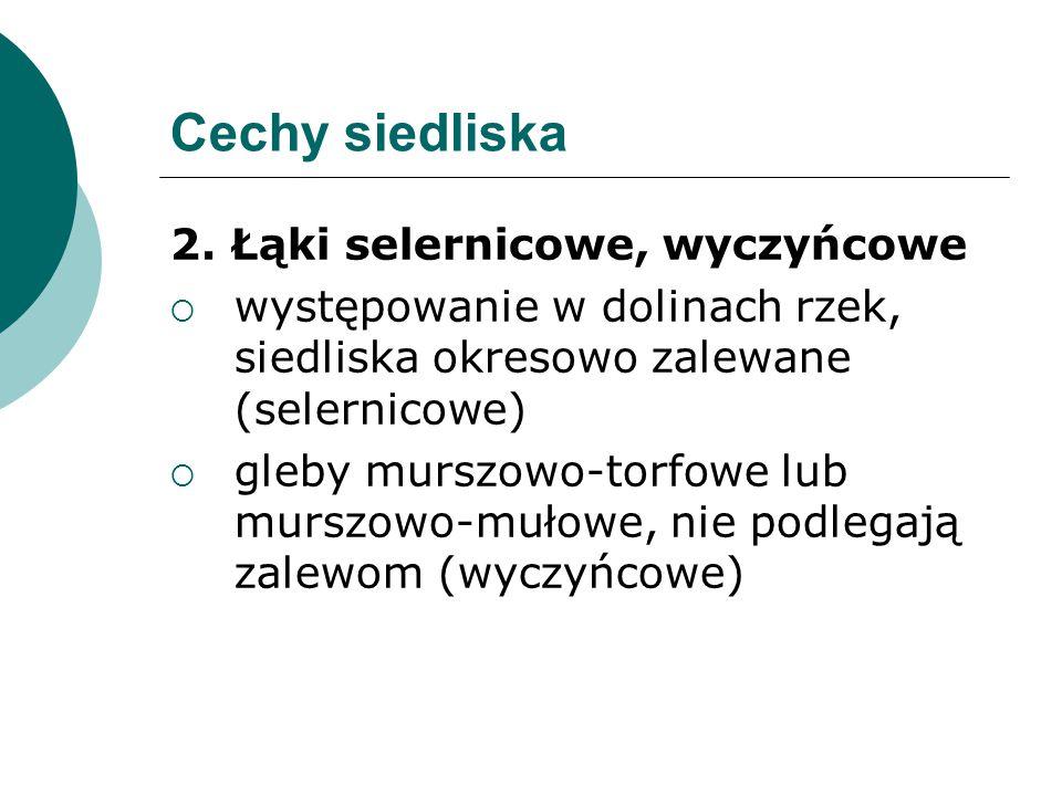 Cechy siedliska 2.