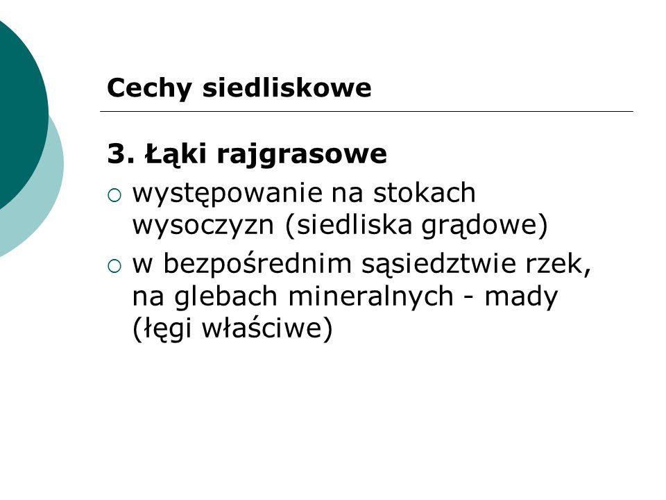 Cechy siedliskowe 3.