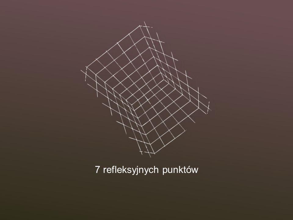 7 refleksyjnych punktów