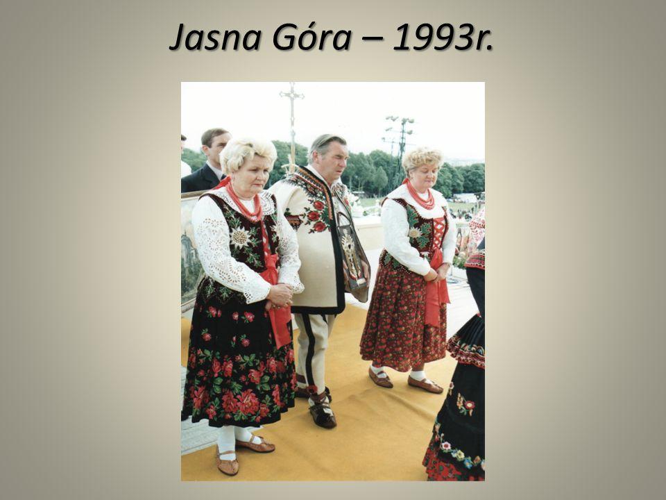 Jasna Góra – 1993r.