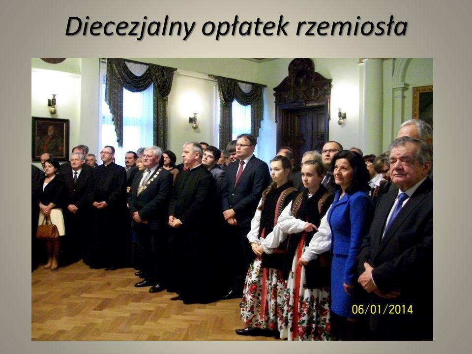 Diecezjalny opłatek rzemiosła