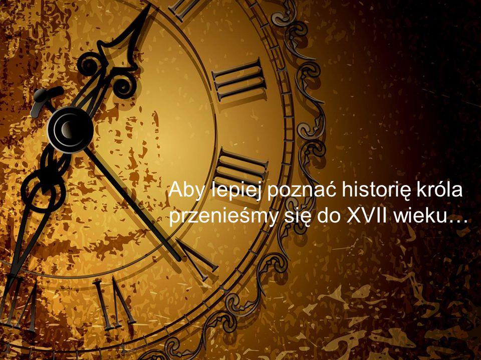 JAN III SOBIESKI – młode lata Jest 17.08.1629 r.