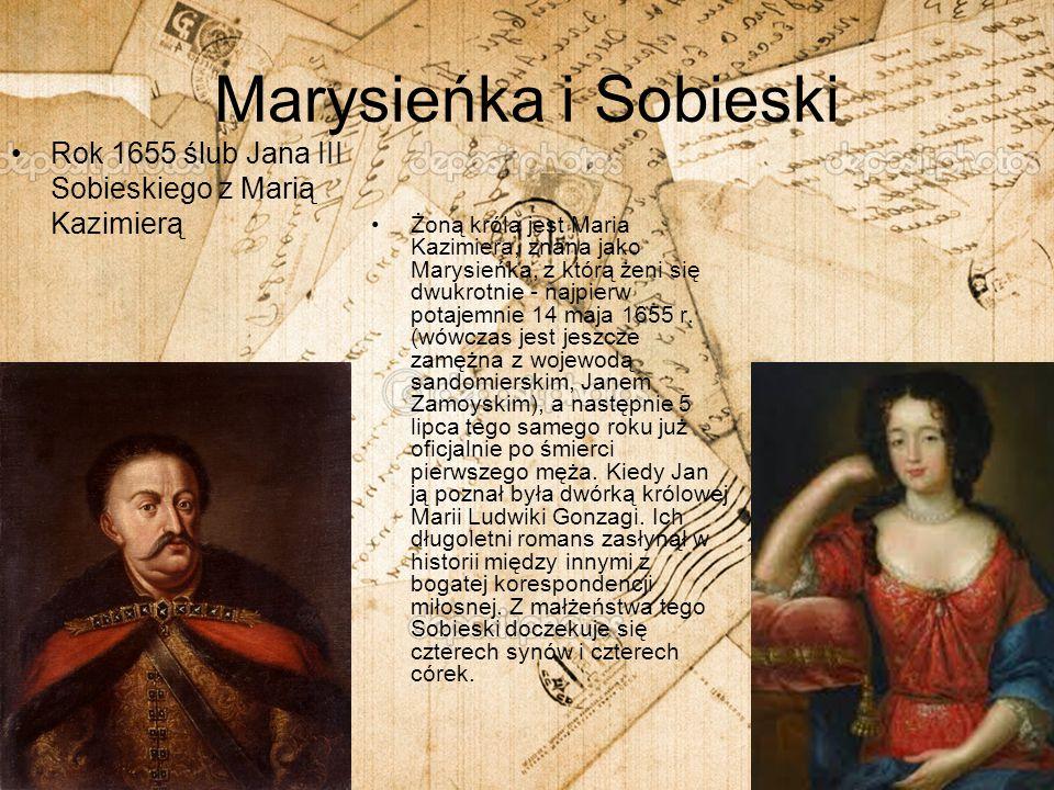 Rok 1674… Jan III Sobieski zostaje wybrany na króla Rzeczpospolitej