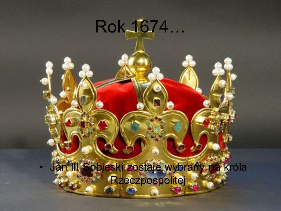 Cele Sobieskiego Głównym celem króla jest zapewnienie Polsce silnej pozycji nad Bałtykiem oraz złączenie unią personalną Prus Książęcych.