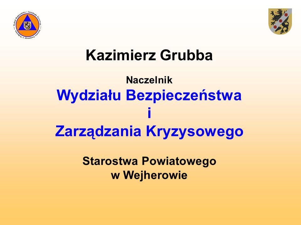 Spotkanie Gminnego Zespołu Zarządzania Kryzysowego Gminy Szemud i Powiatowego Zespołu Zarządzania Kryzysowego Powiatu Wejherowskiego Kielno, 18 czerwca 2015 r.