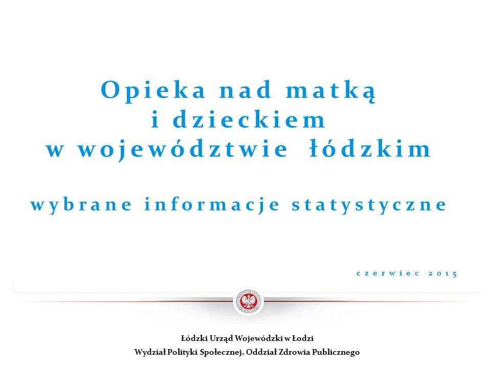 Województwo łódzkie Liczba ludności (stan na 31.12.2013r.): 2.513.093 kobiety 1.315.439 mężczyźni 1.197.654 tj.