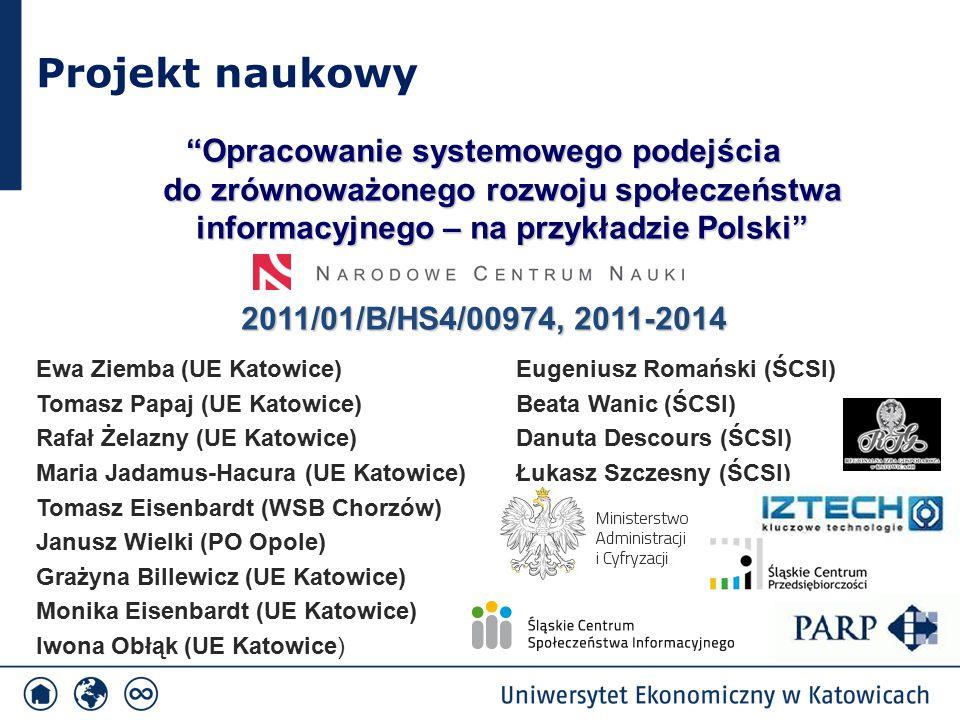 CSF dla e-government w zakresie kompetencji cyfrowych i ich analiza statystyczna w przekroju Polski Nr Krytyczny czynnik sukcesu (ekonomiczny) Liczba resp.