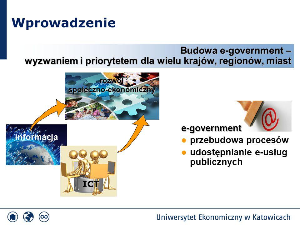 CSF dla e-government w zakresie kompetencji cyfrowych i ich analiza statystyczna w przekroju Polski Nr Krytyczny czynnik sukcesu (technologiczny) Liczba resp.