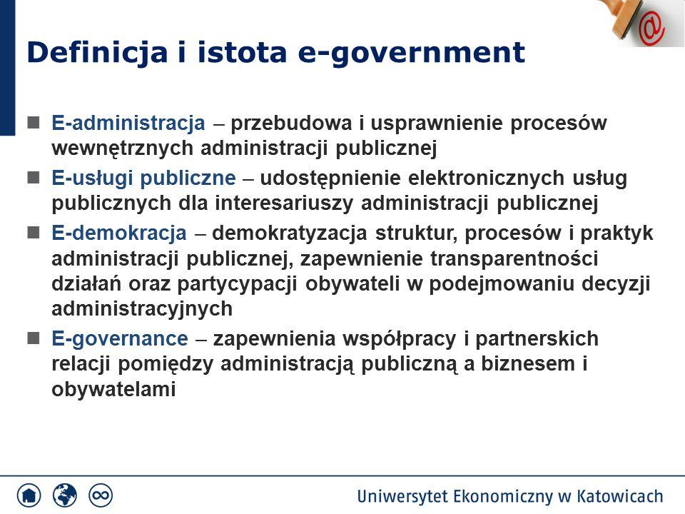 CSF dla e-government w zakresie kompetencji cyfrowych i ich analiza statystyczna w przekroju Polski Nr Krytyczny czynnik sukcesu (organizacyjny) Liczba resp.