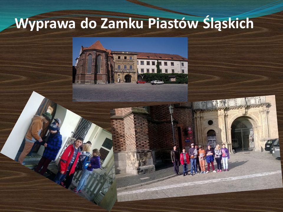 Wyprawa do Zamku Piastów Śląskich