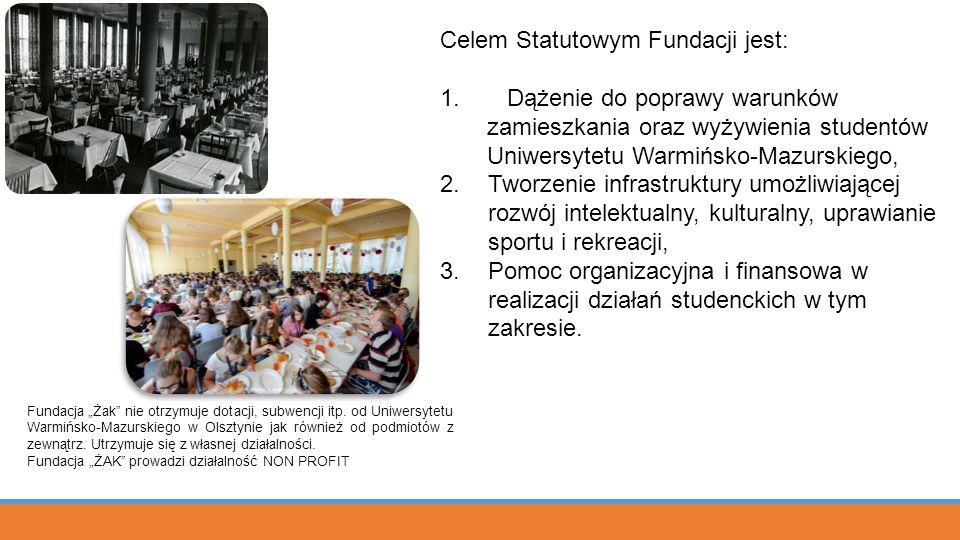Celem Statutowym Fundacji jest: 1.