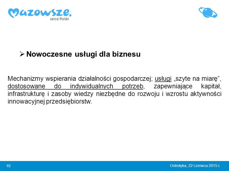 10 Ostrołęka, 22 czerwca 2015 r.