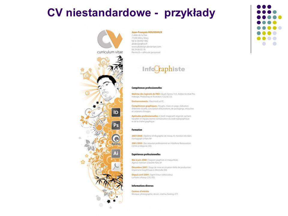 Analiza ofert pracy Uwzględnienie w CV wymagań pracodawcy (ćwiczenie praktyczne)