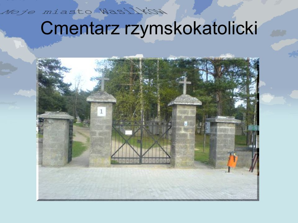 Cmentarz rzymskokatolicki