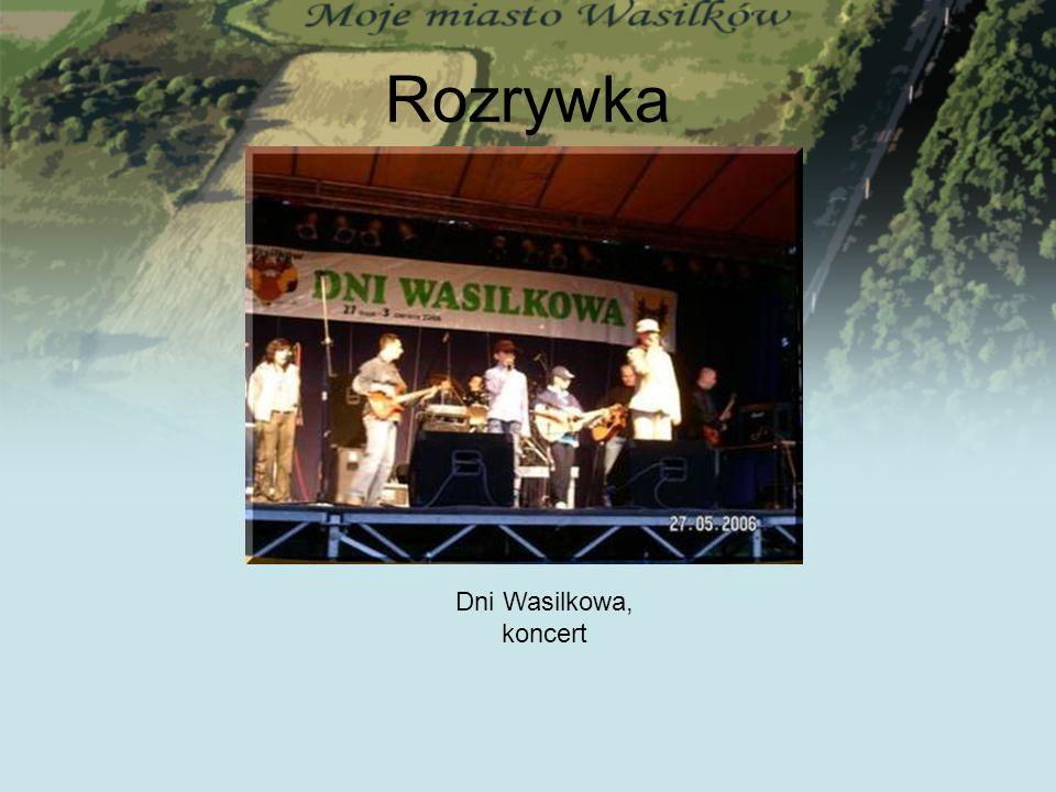 Rozrywka Dni Wasilkowa, koncert