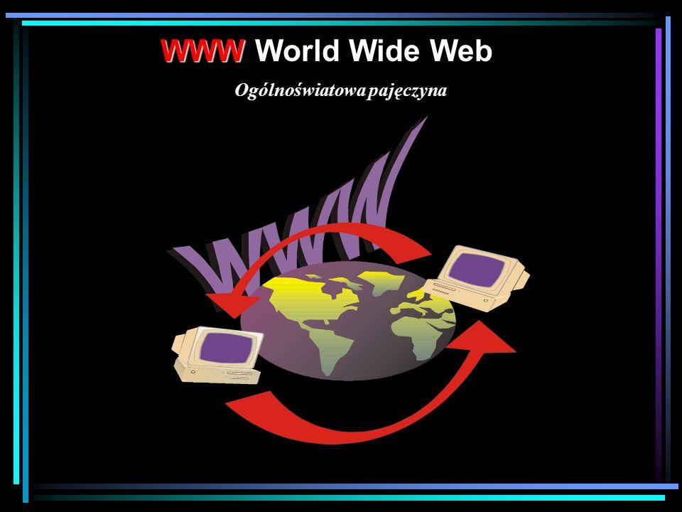 Przeglądarki Internetowe Przeglądarki internetowe to specjalne oprogramowanie pozwalające na korzystanie z zasobów sieci, przeglądanie informacji na s