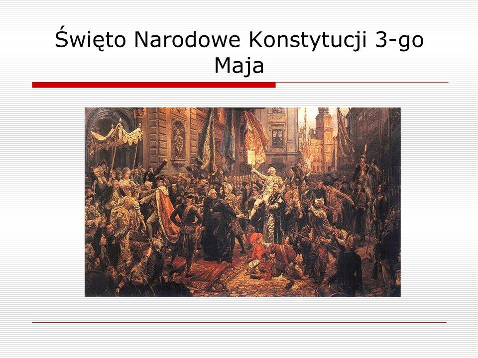 Święto Narodowe Konstytucji 3-go Maja