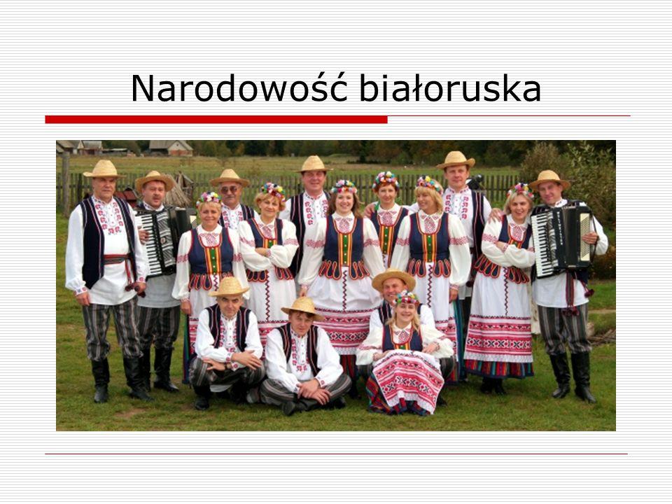 Narodowość białoruska