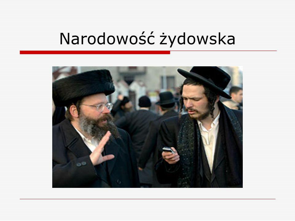 Narodowość żydowska