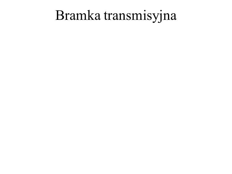 Bramka transmisyjna