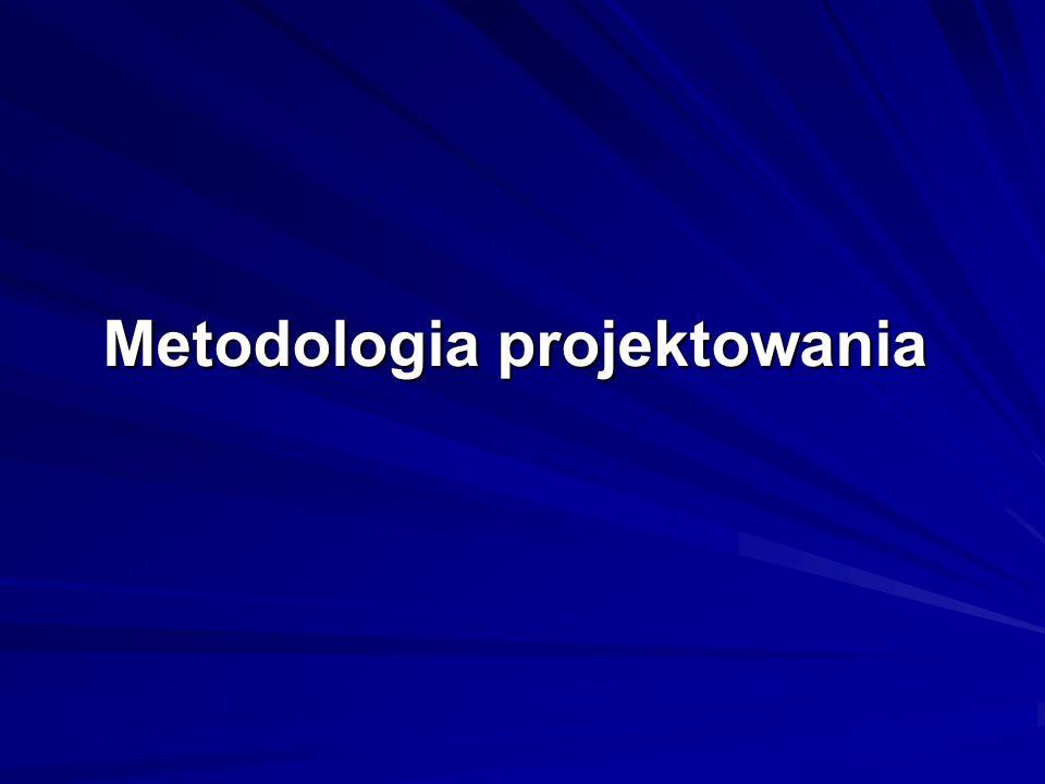 Metodologia projektowania