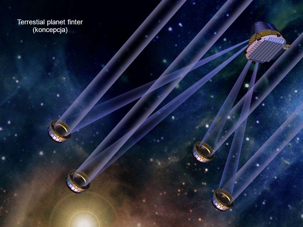 2015-07-15 T.J.Jopek, Astrofizyka z elementami kosmologii 24 Terrestial planet finter (koncepcja)
