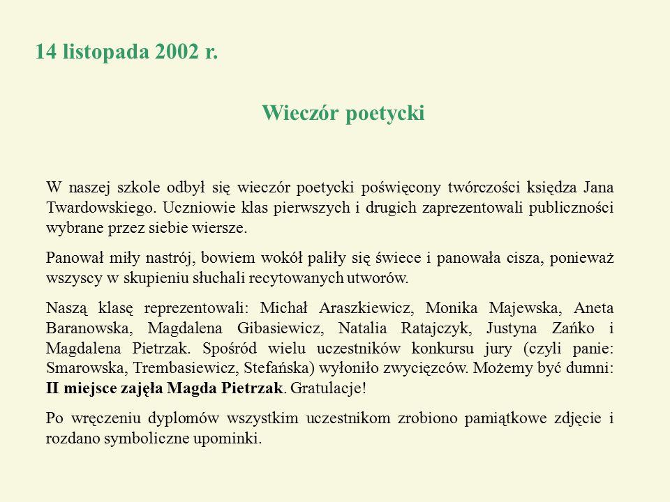 14 listopada 2002 r.