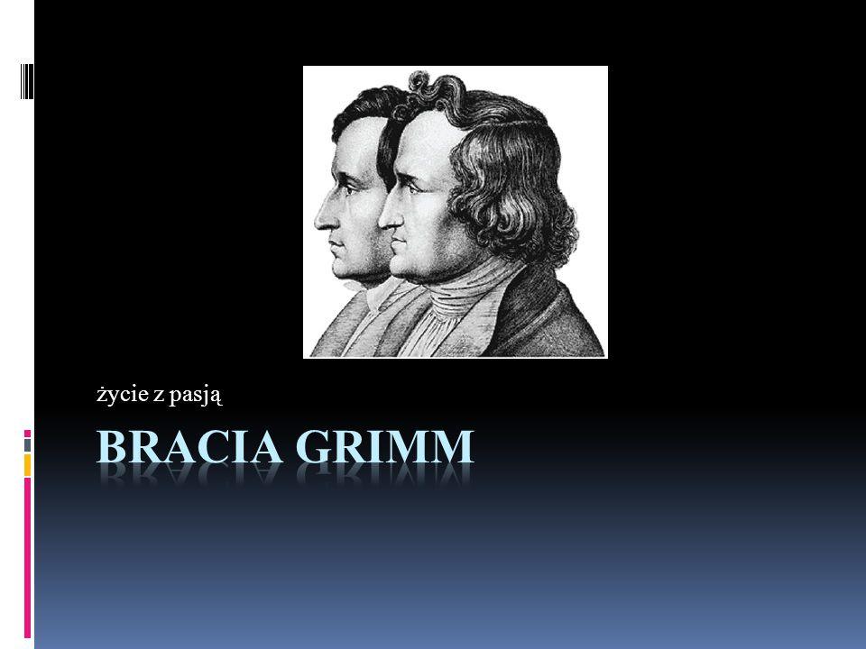 Dawno temu, w Niemczech… … w miejscowości Hanau mieszkali sobie Philipp Wilhelm Grimm z ukochaną żoną Dorotheą.