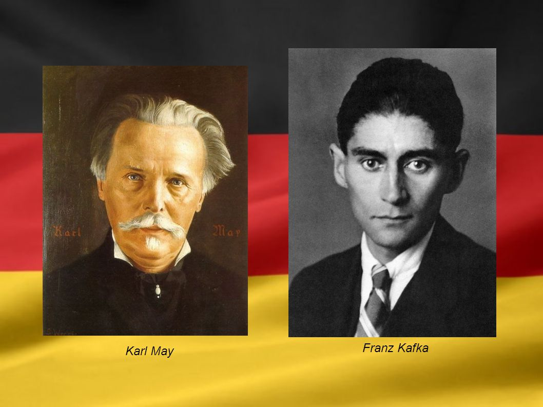 Karl May Franz Kafka