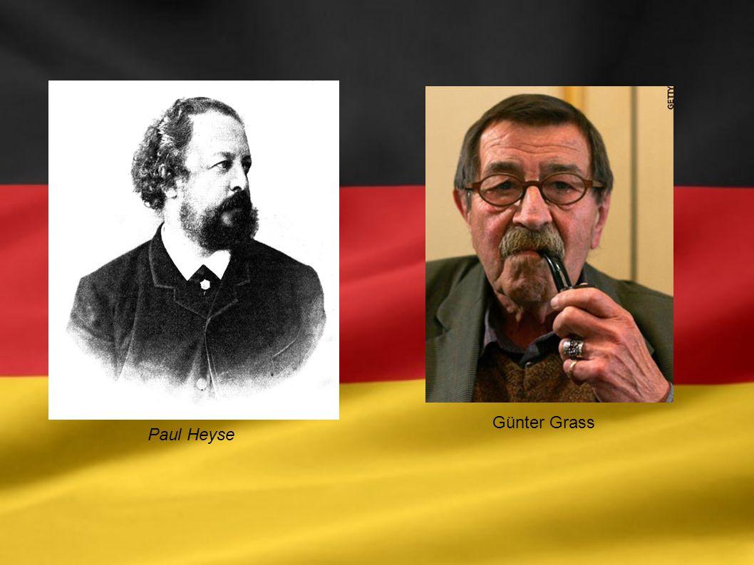 Paul Heyse Günter Grass