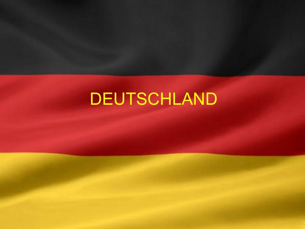 Deutschland liegt in Mitteleuropa.