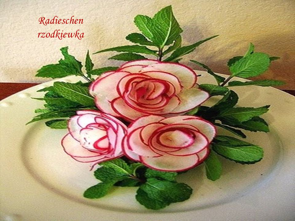 Kunst z ogródka Zucchini