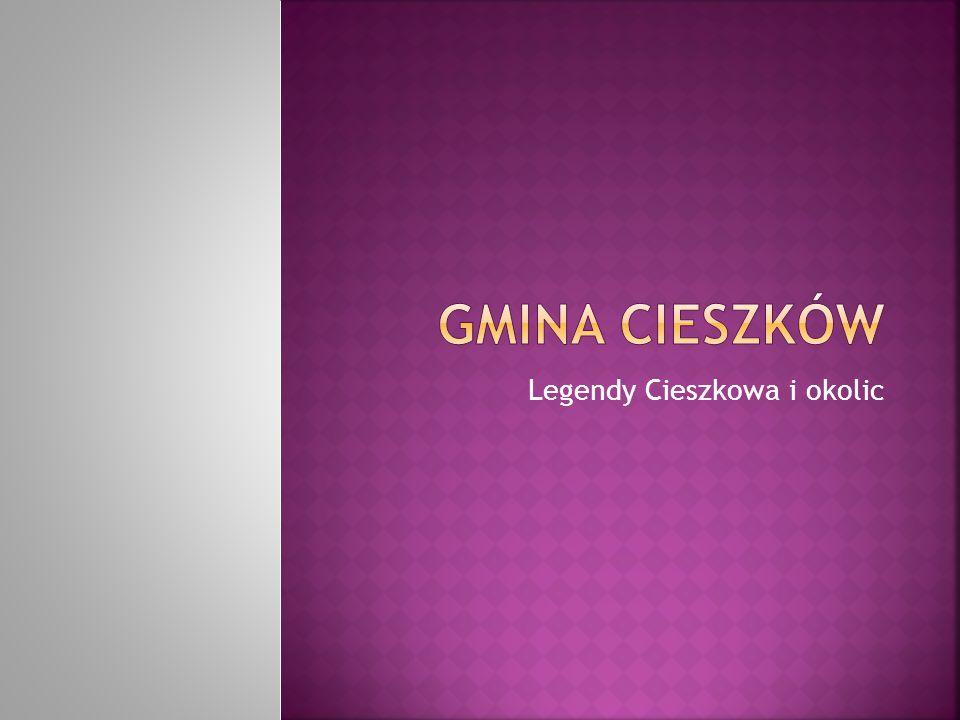  Od setek lat w Cieszkowie i okolicach znane są opowieści o Białej Damie.