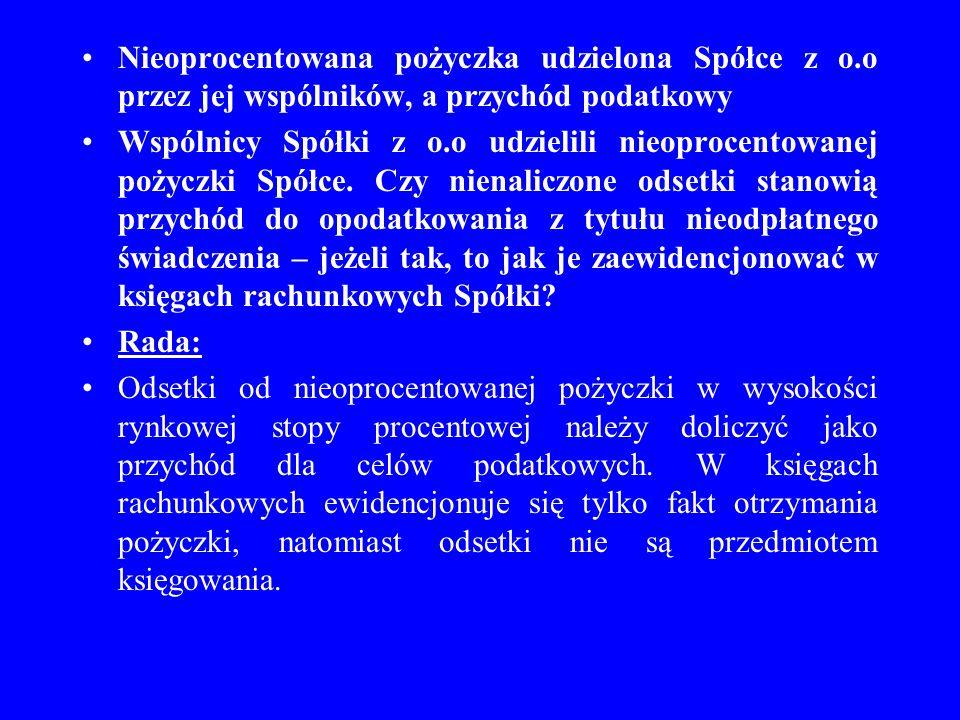 Koszty mające charakter sankcyjny Kontrolerzy nałożyli na Spółkę karę w wysokości 500 zł oraz zalecili poddanie się niektórych pracowników badaniom lekarskim.