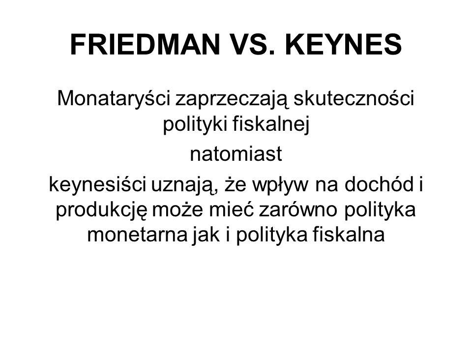 FRIEDMAN VS.