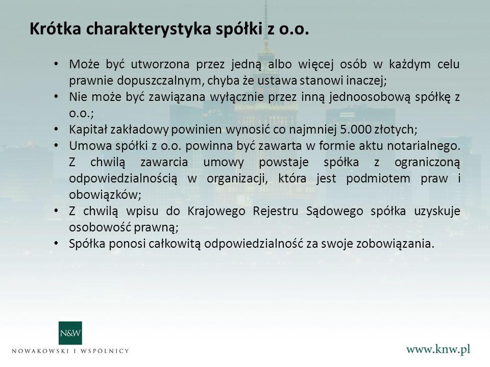 Oddziały i przedstawicielstwa przedsiębiorców zagranicznych Oddział Dla wykonywania działalności gospodarczej na terytorium Polski przedsiębiorcy zagraniczni mogą tworzyć oddziały z siedzibą na terytorium Polski.