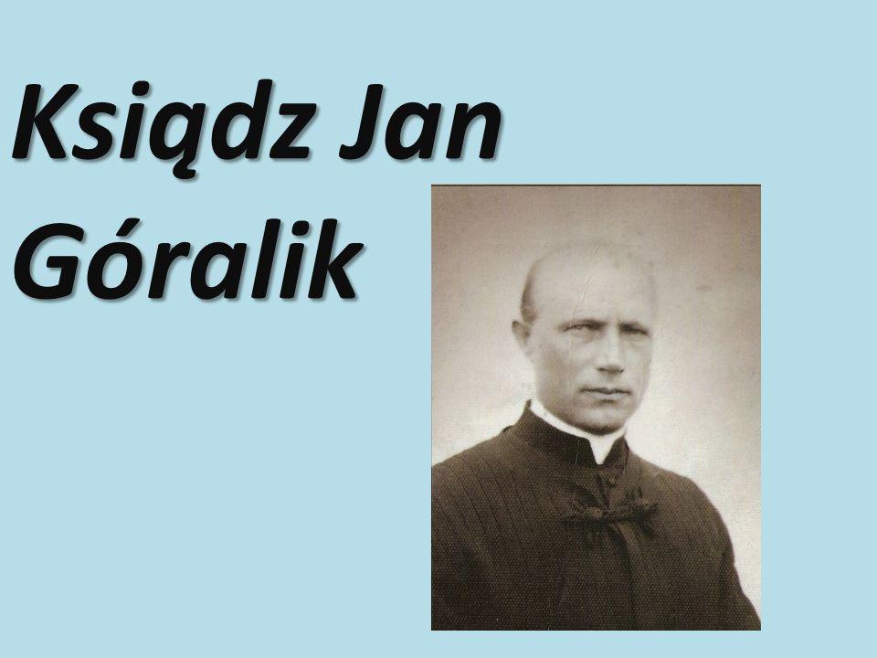 Urodził się 13 czerwca 1889 roku w Staniątnikach niedaleko krakowskich Niepołomic jako syn Antoniego i Marcjanny z domu noszkowska.Świadectwo dojrzałości zdobył w Gimnazjum św.Anny w Krakowie.W 1907 wstąpił na Wydział Teologiczny Uniwersytetu Jagielońskiego i po czterech latach studiów uzyskał święcenia kapłańskie.Rozpoczął posługę kapłańską jako wikariusz w kościele sióstr norbertanek w Krakowie,a w latach dwudziestych został proboszczem w Podwilku,a następnie,8 lutego 1928 roku otrzymał nominację na dziekana Dekanatu Orawy.