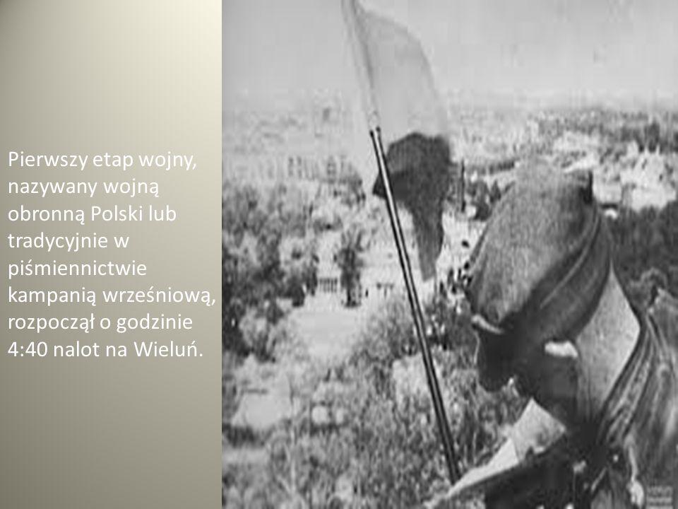 W chwili wybuchu wojny Polska miała zawarty układ sojuszniczy z Francją z 1921 roku, układ sojuszniczy z Wielką Brytanią z 25 sierpnia 1939 roku oraz sojusz z Rumunią Niemcy były powiązane paktem antykominterno- wskim z Japonią i Włocha- mi, tzw.