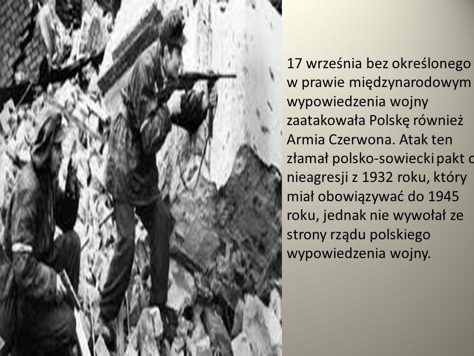12 września na posiedzeniu Rady Najwyższej Sprzymierzonych w Abbeville Francja i Wielka Brytania postanowiły, że nie udzielą Polsce realnej, wojskowej pomocy.