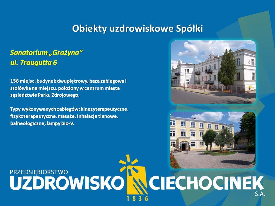 """Szpital Uzdrowiskowy nr 4 """"Dom Zdrojowy , ul."""