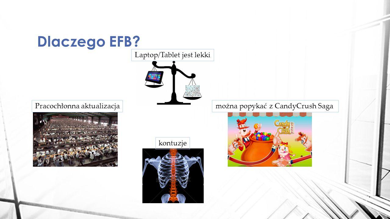 Dlaczego EFB.