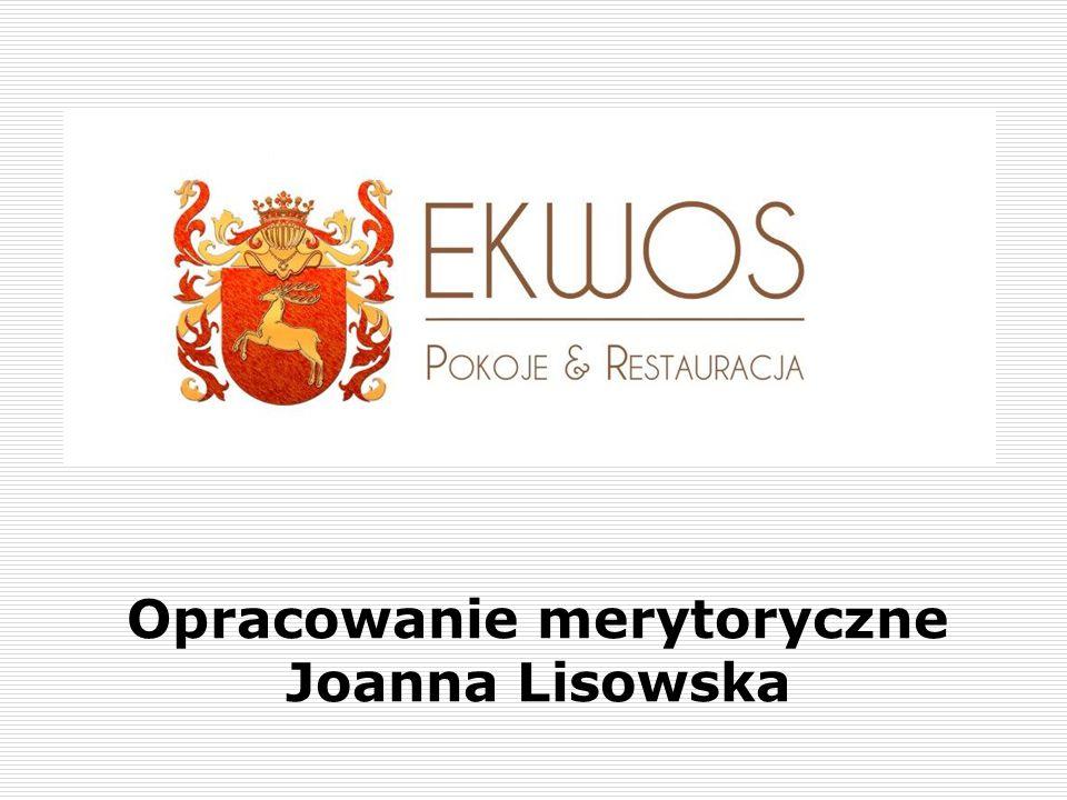 Podatkowa Księga Przychodów i Rozchodów Joanna Lisowska