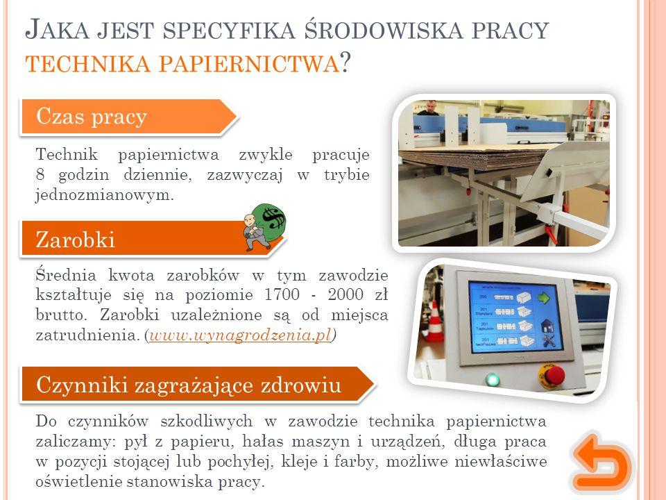 """""""Maszyny i urządzenia celulozowo- papiernicze (S."""