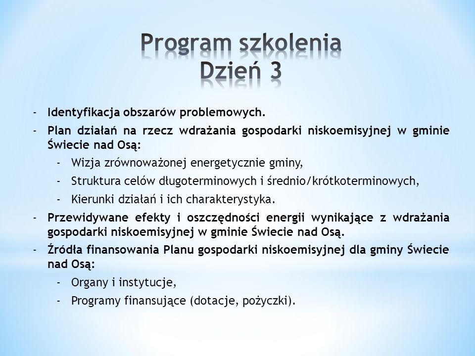 """W kontekście kształtowania zrównoważonej polityki energetycznej, w tym z punktu widzenia budowania gospodarki niskoemisyjnej oraz ochrony klimatu i jakości powietrza najważniejszymi dokumentami szczebla regionalnego są: : -""""Plan zagospodarowania przestrzennego województwa kujawsko- pomorskiego , -""""Strategia rozwoju województwa kujawsko-pomorskiego do roku 2020 – Plan modernizacji 2020+ , -""""Program ochrony środowiska z planem gospodarki odpadami województwa kujawsko-pomorskiego na lata 2011-2014 z perspektywą na lata 2015-2018 , -Programy ochrony powietrza dla strefy kujawsko-pomorskiej, -""""Województwo Kujawsko-Pomorskie."""