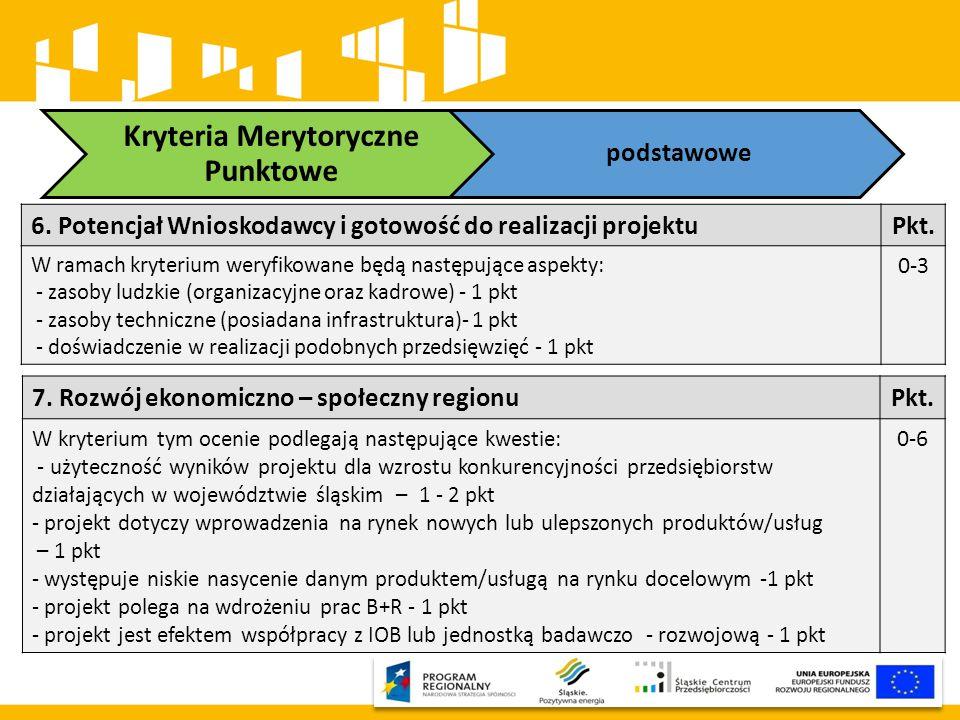 7.Rozwój ekonomiczno – społeczny regionuPkt.