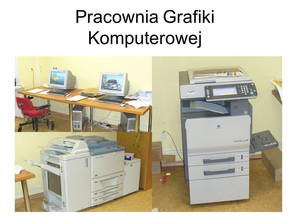 Pracownia Grafiki Komputerowej